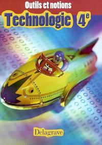 Technologie 4e : livre de l'élève