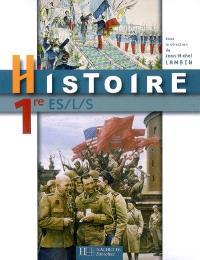 Histoire 1re ES, L, S