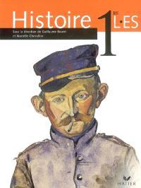 Histoire 1re L, ES : livre de l'élève
