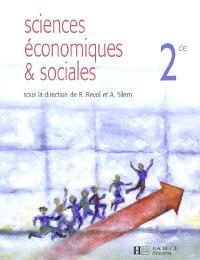 Sciences économiques et sociales, 2de : livre de l'élève