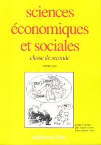 Sciences économiques et sociales, classe de 2e