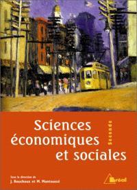 Sciences économiques et sociales, seconde