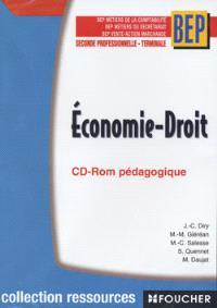 Economie, droit, 2de professionnelle BEP métiers du secrétariat, BEP métiers de la comptabilité, BEP vente-action marchande