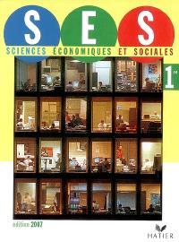 Sciences économiques et sociales 1re