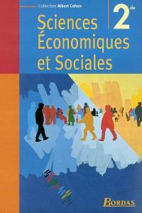 Sciences économiques et sociales, 2de