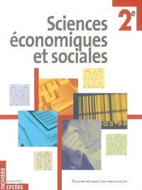 Sciences économiques et sociales, 2e : édition réservée aux professeurs