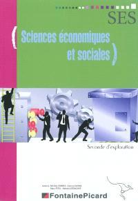 Sciences économiques et sociales, seconde d'exploration