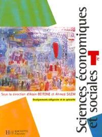 Sciences économiques et sociales, terminale ES : enseignements obligatoire et de spécialité