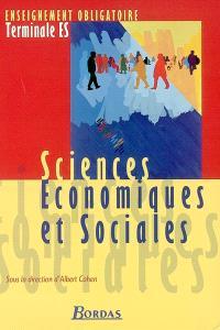 Sciences économiques et sociales, terminale ES, enseignement obligatoire