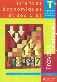 Sciences économiques et sociales, terminale, enseignements obligatoires de spécialité : travaux pratiques