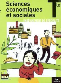 Sciences économiques et sociales,terminale, enseignement de spécialité