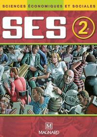 SES 2e : livre de l'élève