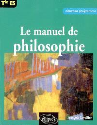 Manuel de philosophie, terminale ES : nouveau programme