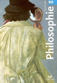 Philosophie, Terminale ES : livre de l'élève