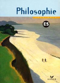 Philosophie, terminales ES : livre de l'élève