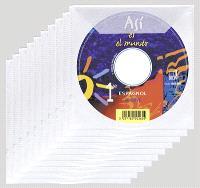 Asi es el mundo, espagnol LV2, 1re : pack de 10 CD élève