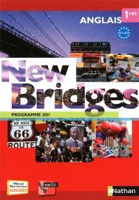New bridges 1res, B1-B2 : programme 2011 : grand format