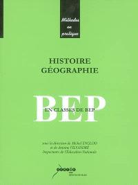 Histoire et géographie en classe de BEP