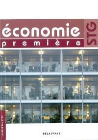 Economie première STG : livre de l'élève