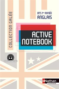 Active notebook, BTS 1re année, anglais