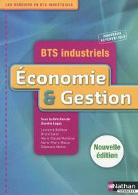 Economie & gestion, BTS industriels : nouveaux référentiels