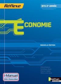 Economie, BTS 2e année : i-manuel, livre + licence élève