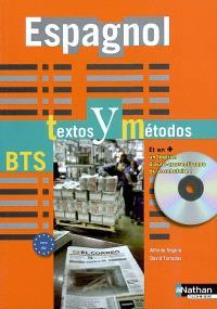 Espagnol, BTS, textos y metodos