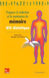 Préparer la rédaction et la soutenance du mémoire