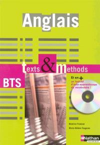 Anglais texts & methods BTS tertiaires 1 et 2