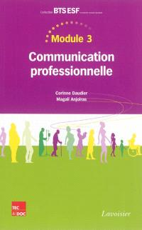 Communication professionnelle : module 3