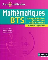 Mathématiques, BTS comptabilité et gestion des organisations