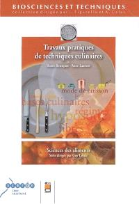 Travaux pratiques de techniques culinaires