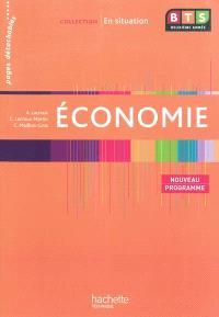 Economie, BTS 2e année : livre de l'élève
