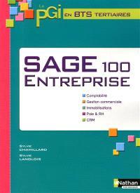 Sage 100 entreprise : le PGI en BTS tertiaires