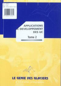 Applications de développement des unités commerciales 2