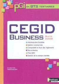 CEGID Business suite 2008 : le PGI en BTS tertiaires