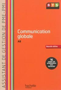 Communication globale, A8, BTS assistant de gestion de PME-PMI