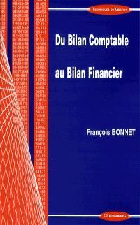 Du bilan comptable au bilan financier