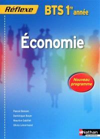 Economie BTS, 1re année, nouveau programme