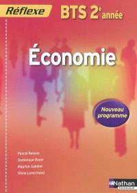 Economie BTS, 2e année : nouveau programme