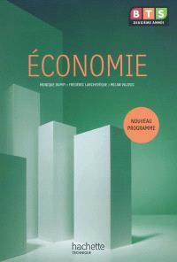 Economie, BTS 2e année : nouveau programme