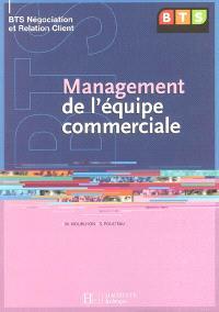Management de l'équipe commerciale, BTS Négociation et relation client