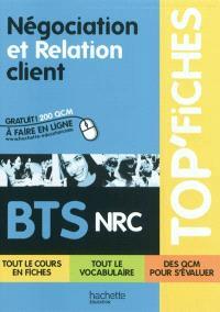Négociation et relation client : BTS NRC