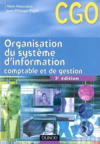 Organisation du système d'information comptable et de gestion : processus 10 : manuel