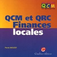 QCM et QRC finances locales
