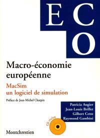 Simulation macroéconomique