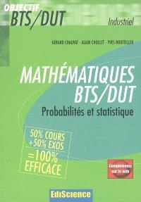 Mathématiques BTS-DUT : probabilités et statistique