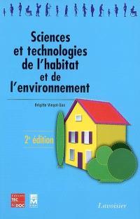 Sciences et technologies de l'habitat et de l'environnement