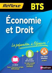 Economie et droit : BTS : nouveau programme
