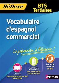 Vocabulaire d'espagnol commercial